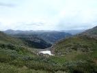 На перевале Сайгонош