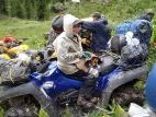 На спуске в долину реки Сайгонош