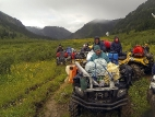 В долине реки Сайгонош