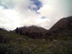 Вид на гору Альбаган