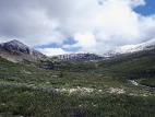 Вид на перевал Сайгонош