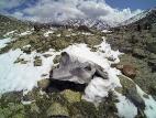На перевале Альбаганский
