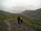 В долине Аккаинских озёр