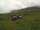 На перевале Аккаинский