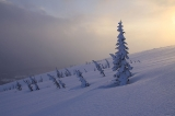 Закат на горе Двуглавая