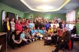 Коллективное фото участников Снеготрофи-2013