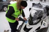 Подготовка снегоходов
