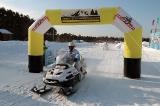 На финише Снеготрофи-2015