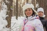На трассе Снеготрофи-2106