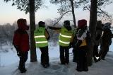 Трофи-марафон на снегоходах