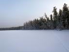 Таёжное озеро-2011