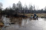 Таёжное озеро-2012. Весенняя разведка