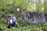Разведка маршрута Артыбаш-Балыкча